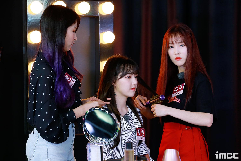 [B하인드] 여자친구, 화장품CF 노리는 야심가들?! 그녀들의 예뻐지는 팁 (해요TV-여자친구의 사생활) - ②