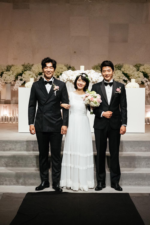 5월의 신부 이정현, 신랑은 권상우&이종혁?!