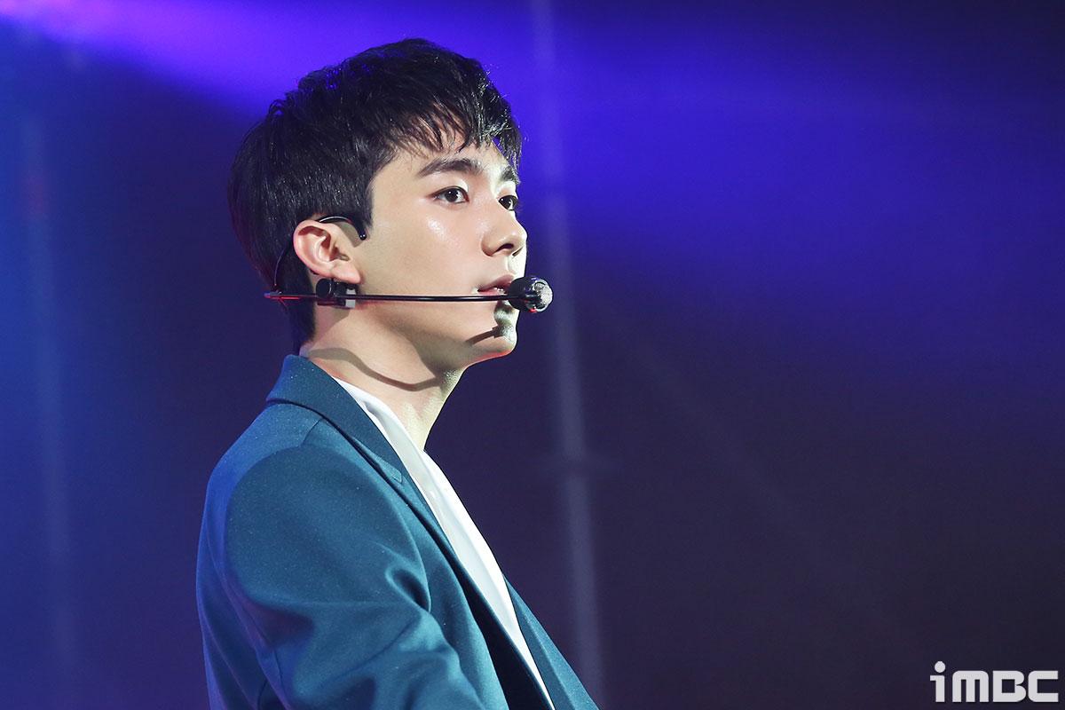 [HAPPY B하인드] 5월 21일 오늘의 아이돌은? 뉴이스트(NU'EST) '아론'