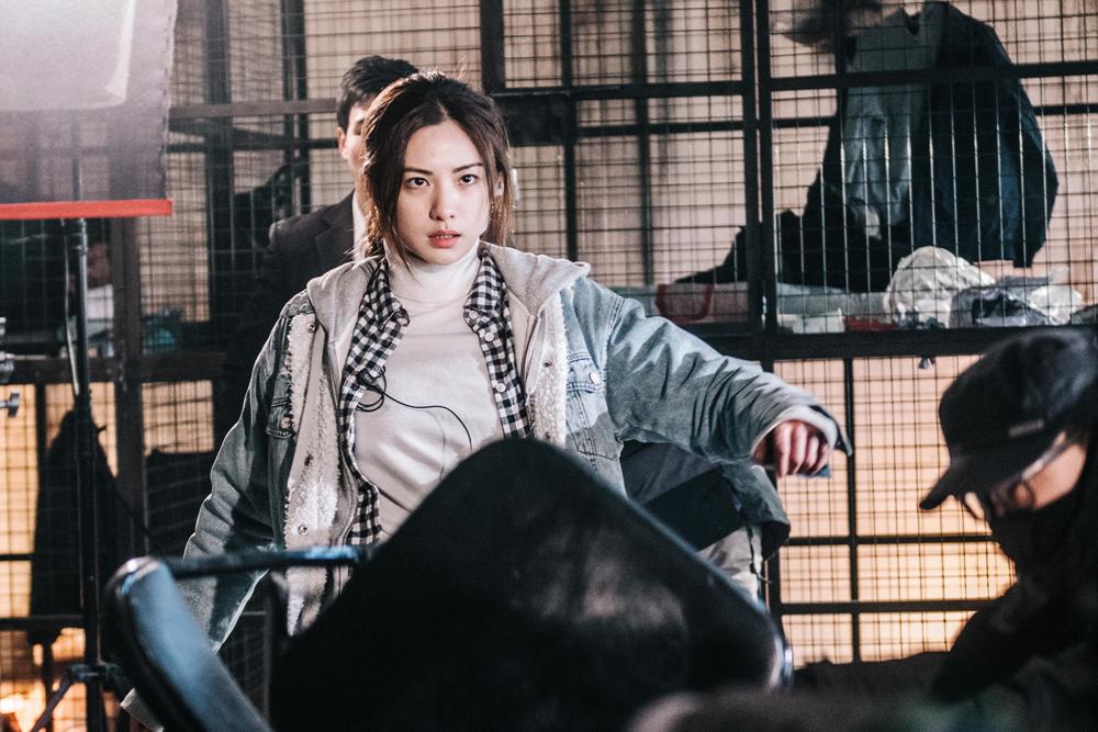 나나, 캐릭터 스틸컷 첫 공개! '액션 히어로 여배우의 탄생'