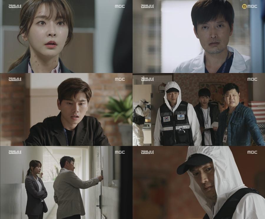 '검법남녀' 정재영-정유미, 시청자 사로잡은 '공조' 흥미진진 이미지-1