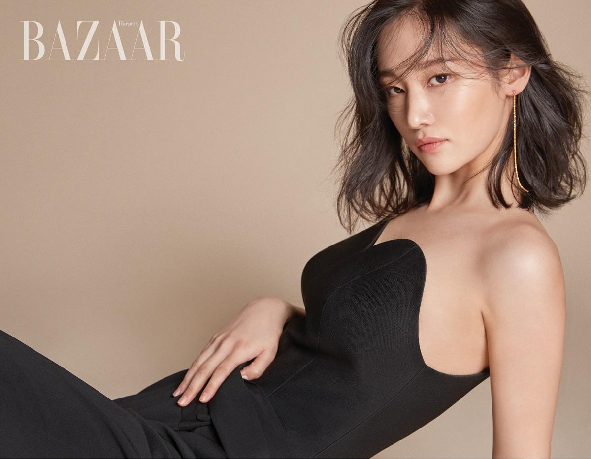 '버닝' 전종서, 반전 매력 돋보이는 패션 화보 컷 '눈길'