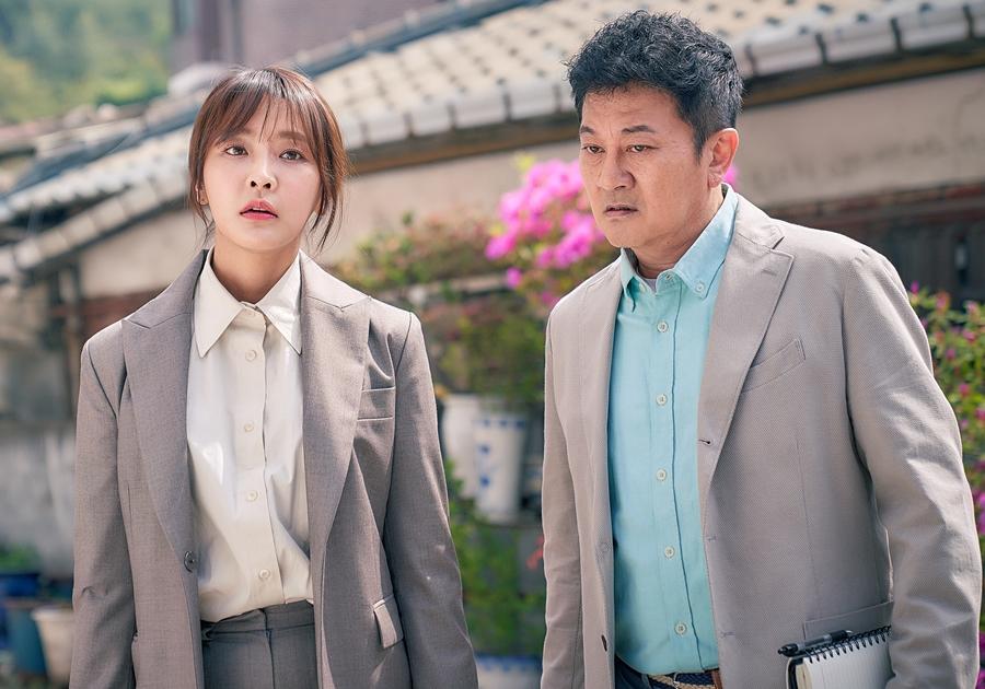 '검법남녀' 정재영X정유미X이이경X박준규, 공조 수사 현장 포착! 이미지-1