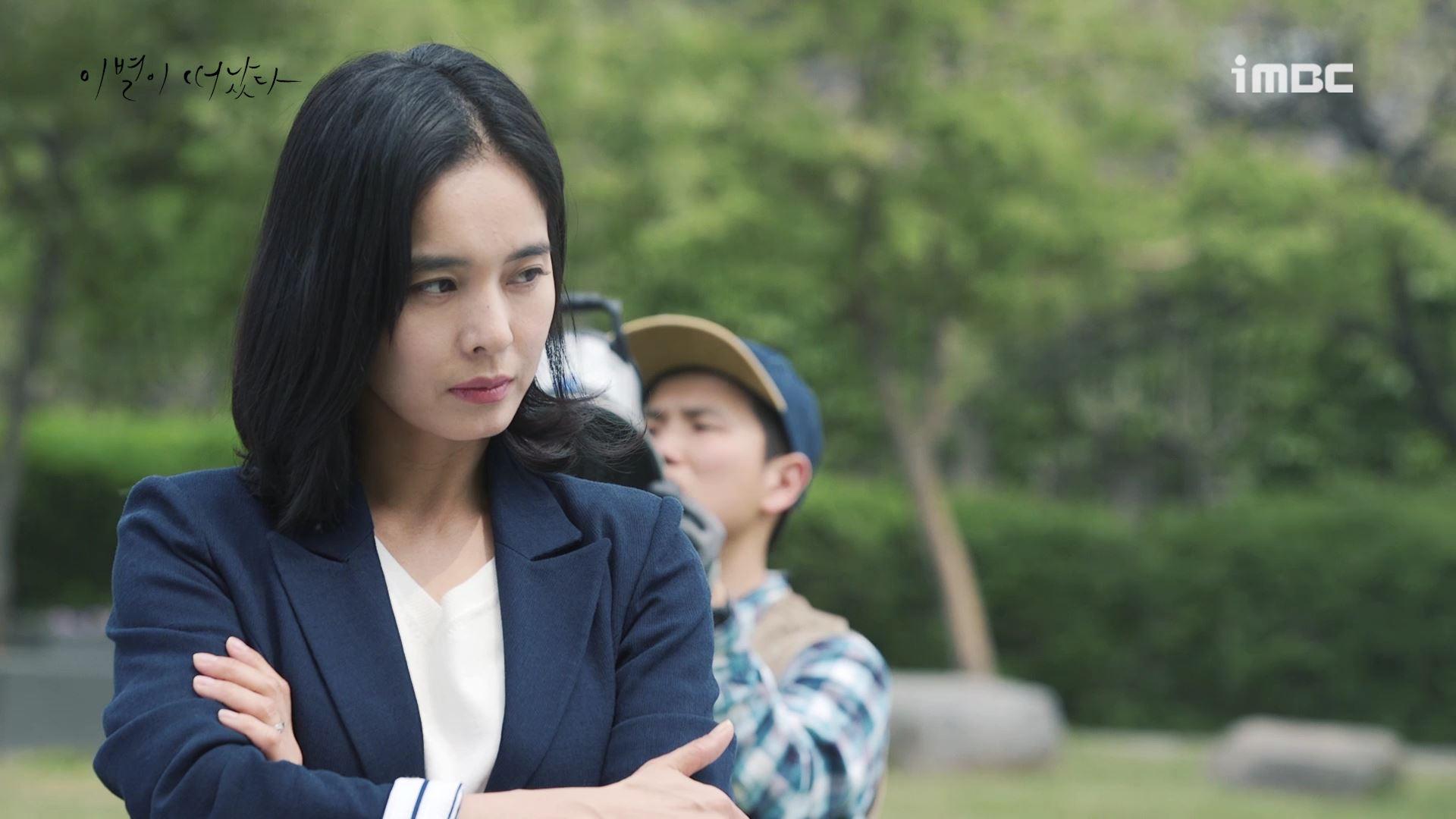 """[첫터뷰] '이별이 떠났다' 정혜영, """"상반된 캐릭터. 가장 공감이 안 됐다"""""""