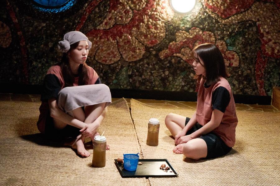 """'어바웃타임' """"이건 '그린라이트'"""" 이성경-한승연, '이상윤 유혹' 작전 모의"""
