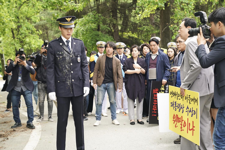 '이리와 안아줘' 장기용, 졸업식장에서 '달걀 세례' 봉변당한 이유는? 이미지-3