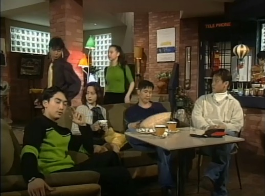 [M타임머신] 강수지 남편 된 김국진, 1996년의 연인 연기 상대역은?