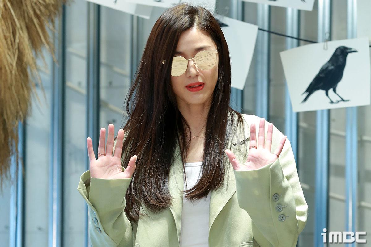 """[포토] 전지현, 둘째 출산 후 5개월만에 """"안녕하셨죠?"""""""