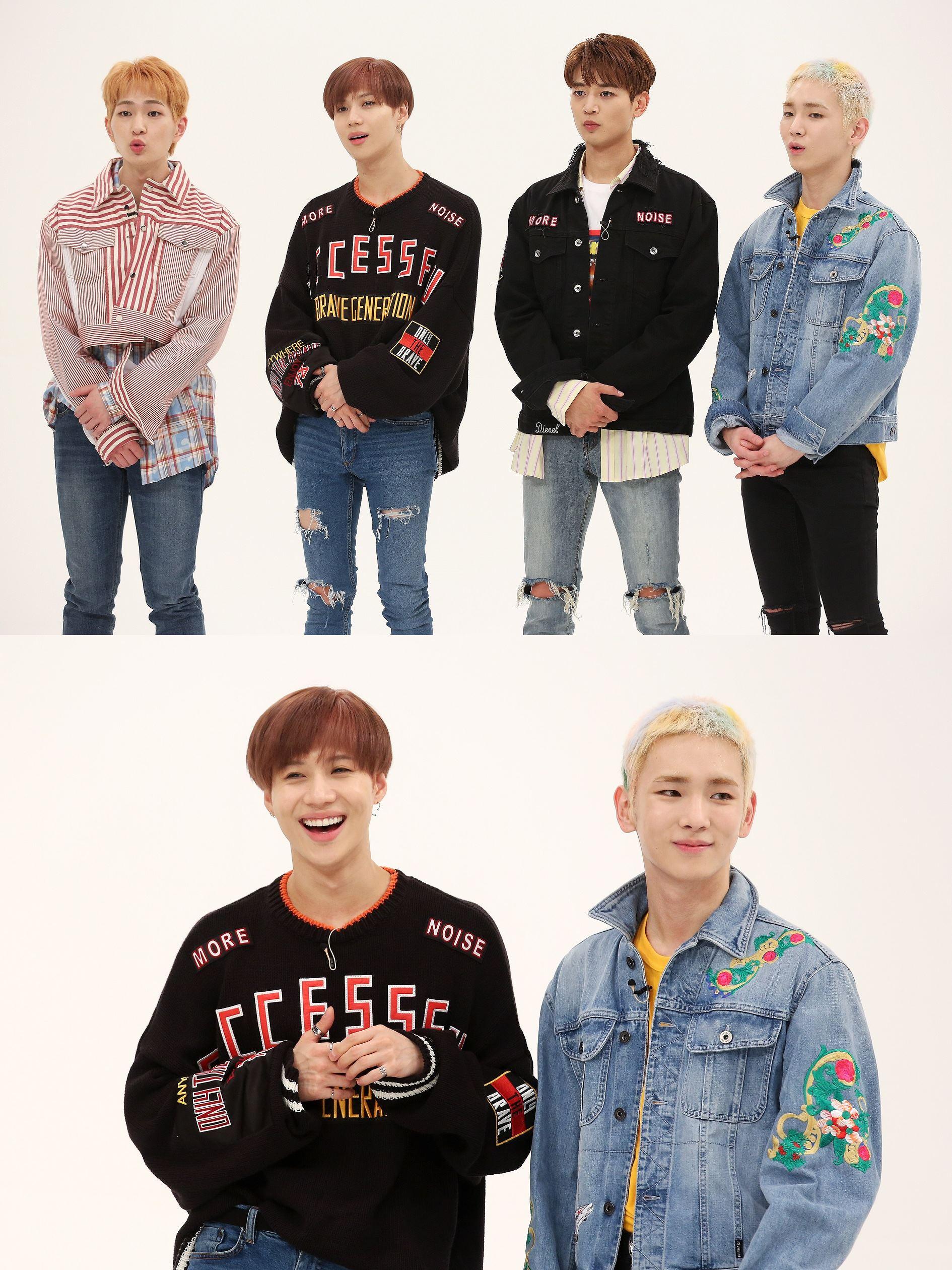 '주간아이돌' 샤이니, 13일 오후 6시 두 번째 앨범 타이틀곡 'I Want You' 무대 최초공개