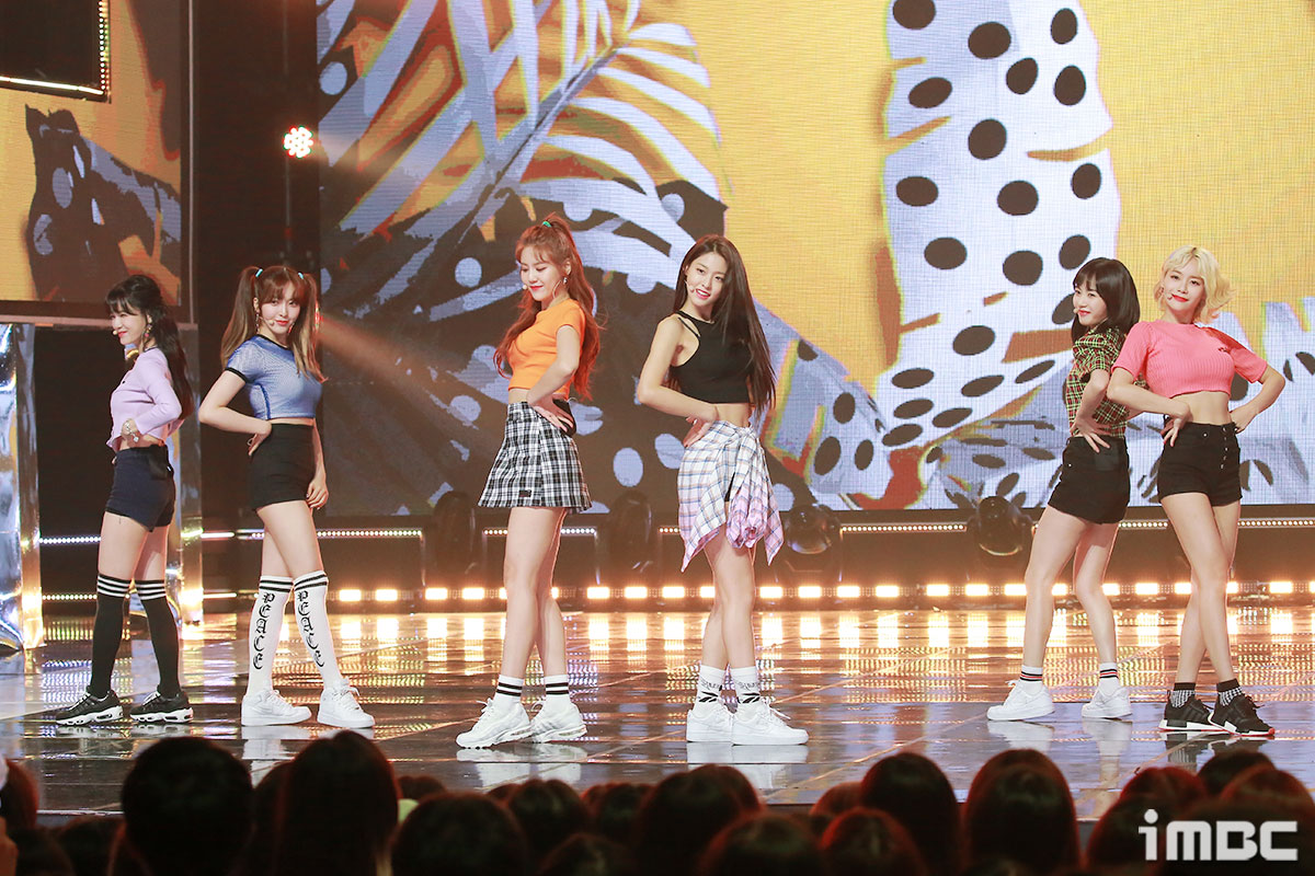 [포토] '쇼 챔피언' AOA, 경쾌한 여름노래