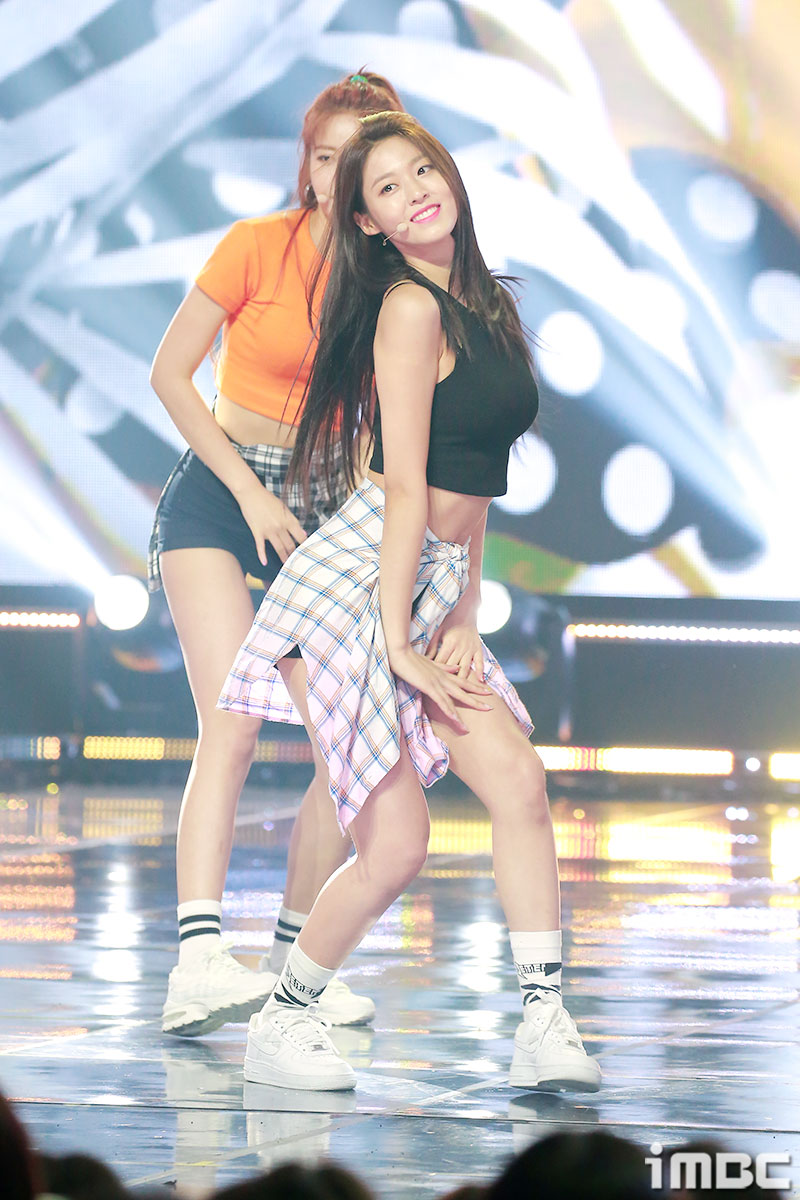 [포토] '쇼 챔피언' AOA 설현, 팬심 홀리는 밝은 미소