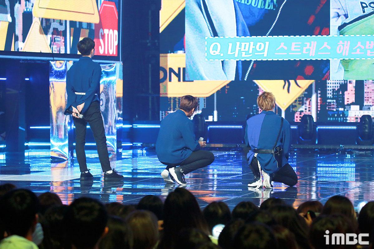 [B하인드] '쇼 챔피언' 워너원 유닛 비하인드 ④ - 트리플포지션