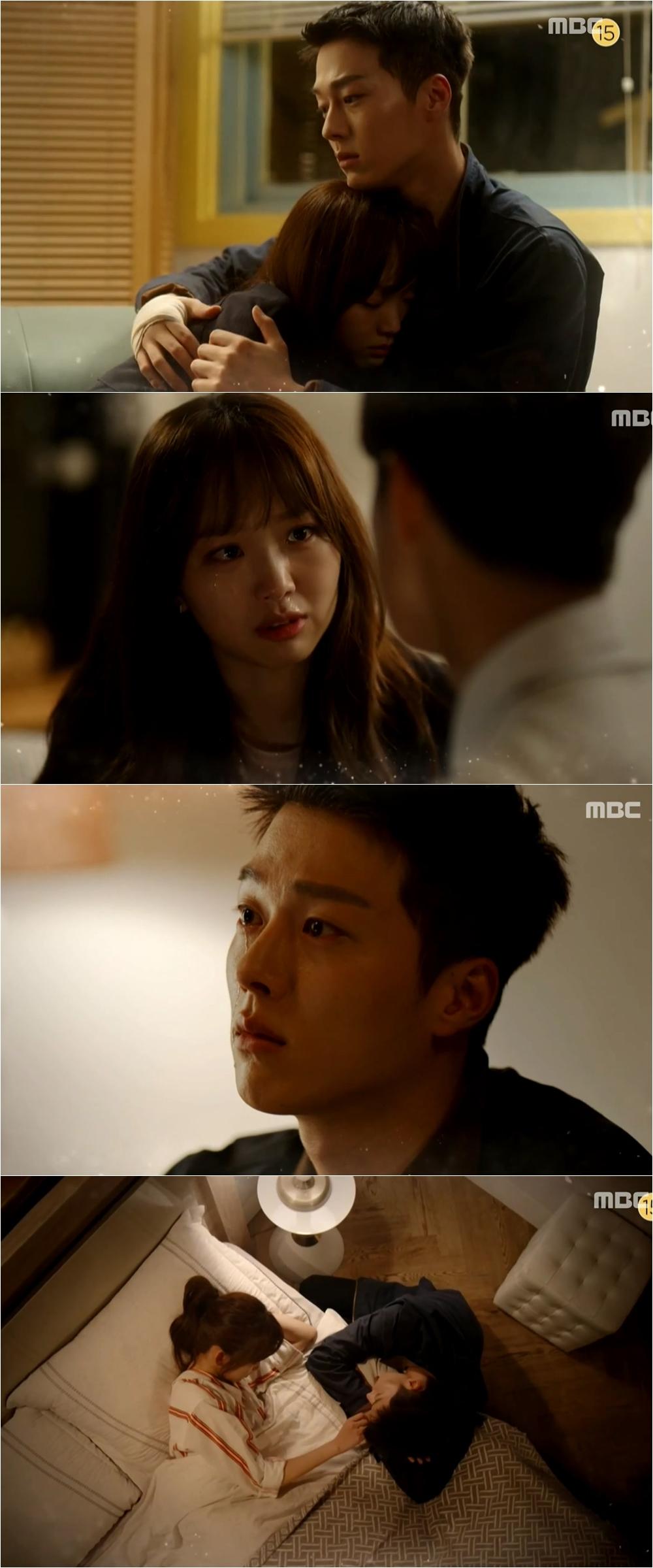 """'이리와 안아줘' 장기용♥진기주, 드디어 진심 통하나… """"나만 보고, 내 목소리만 들어"""""""