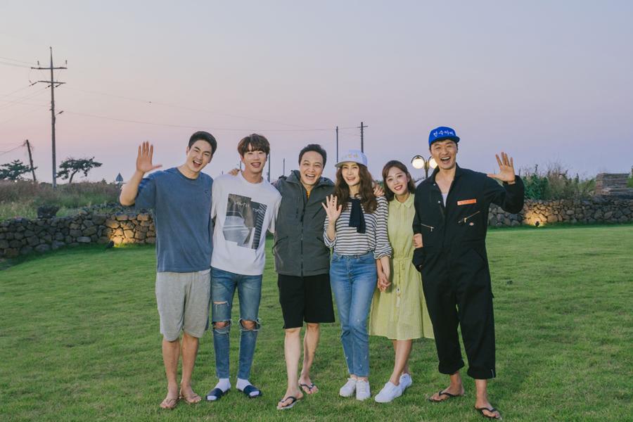 결방 아쉬움 달래는 '제주 비하인드 컷' 공개