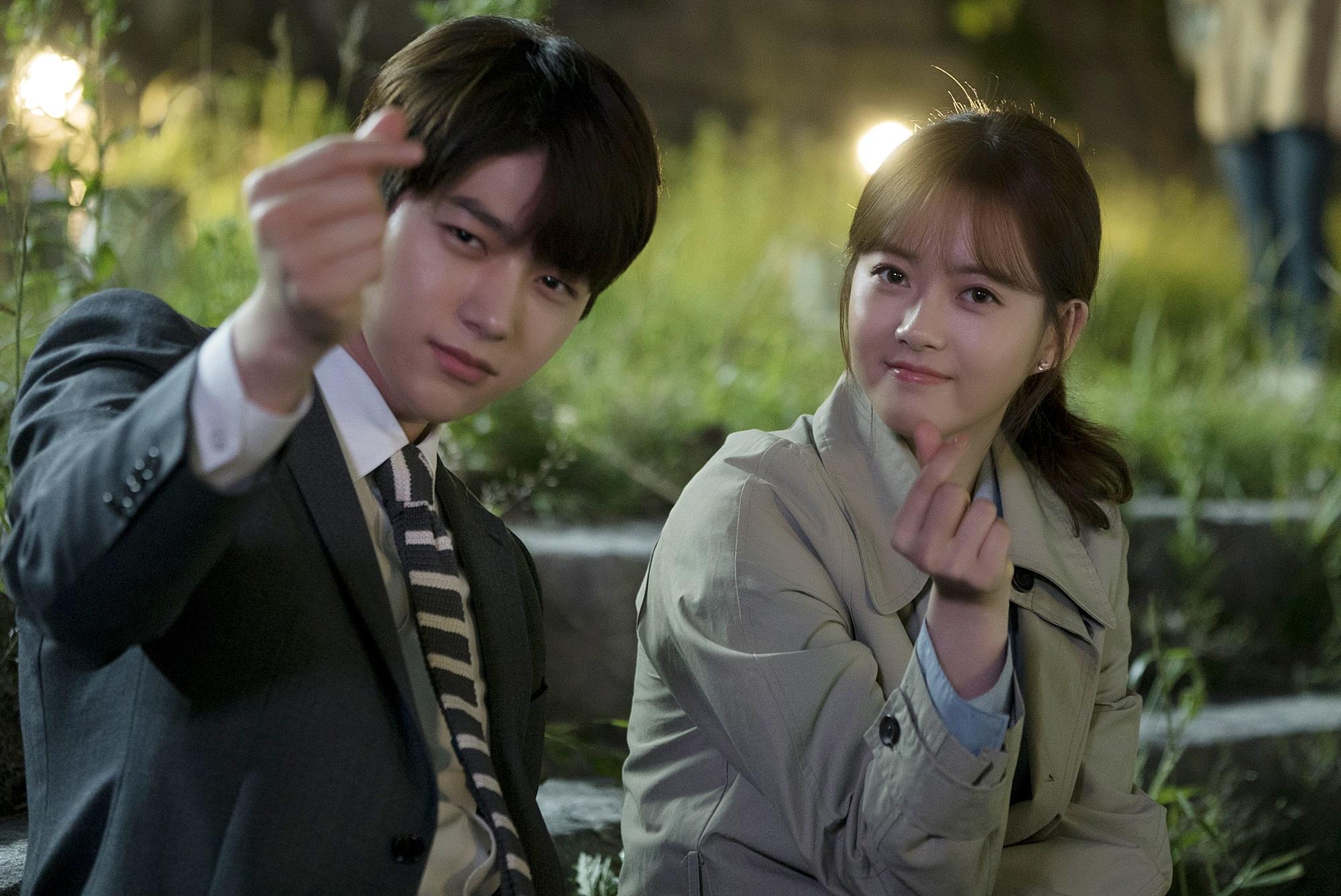 '미스 함무라비' 고아라♥김명수, 美친케미 종합선물세트(Ft. 꽁냥꽁냥)