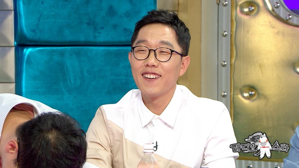 '라디오스타' 김제동, 정은채 때문에 출연했다? 남자만 8명에 '대실망'