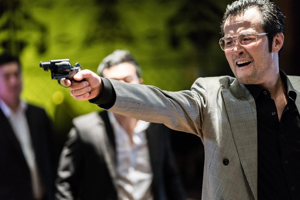 '무법변호사' 벼랑 끝 최민수, 총 꺼내 들고 폭주... 이준기 복수에 변수 될까?