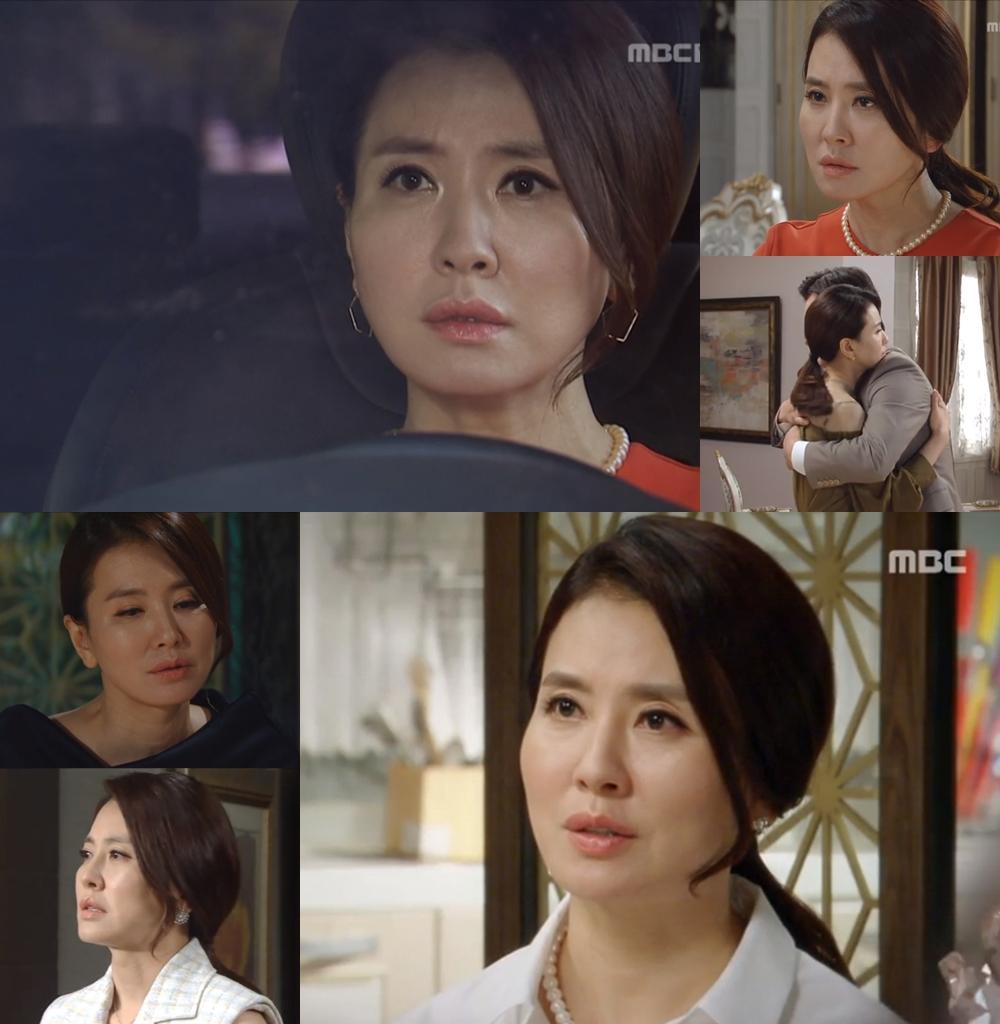 '비밀과 거짓말' 이일화, 행복한 일상에 찾아온 위기...불안한 마음에 결국 김혜선 뒷조사 의뢰