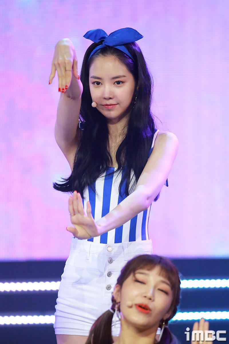 [포토] '쇼 챔피언' 에이핑크 손나은, 청순뽀짝 손나