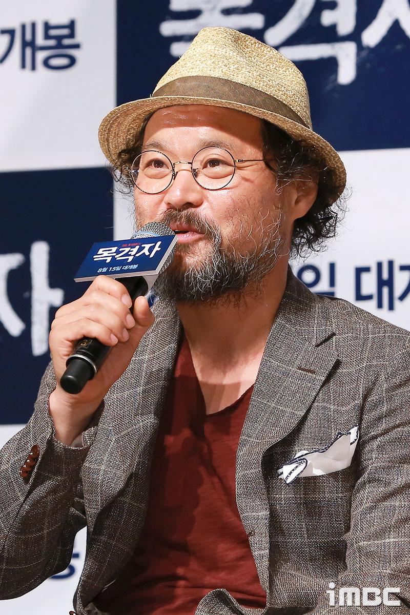 """'목격자' 형사역 김상호, """"원래 성격 집요하지 않아"""""""