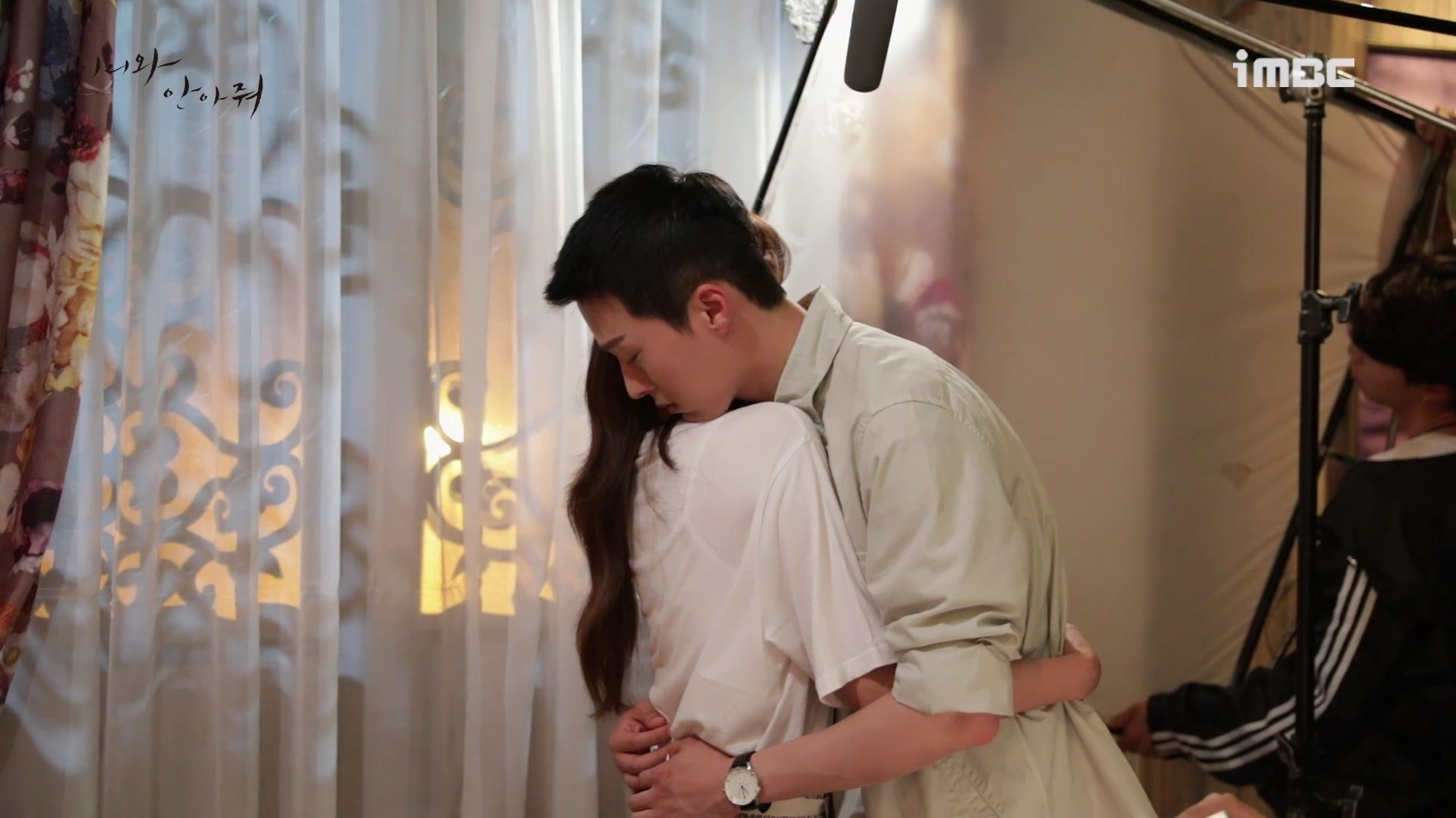 [M플레이] '이리와 안아줘' 장기용-진기주, 시청자 안아주는 장꾸 케미