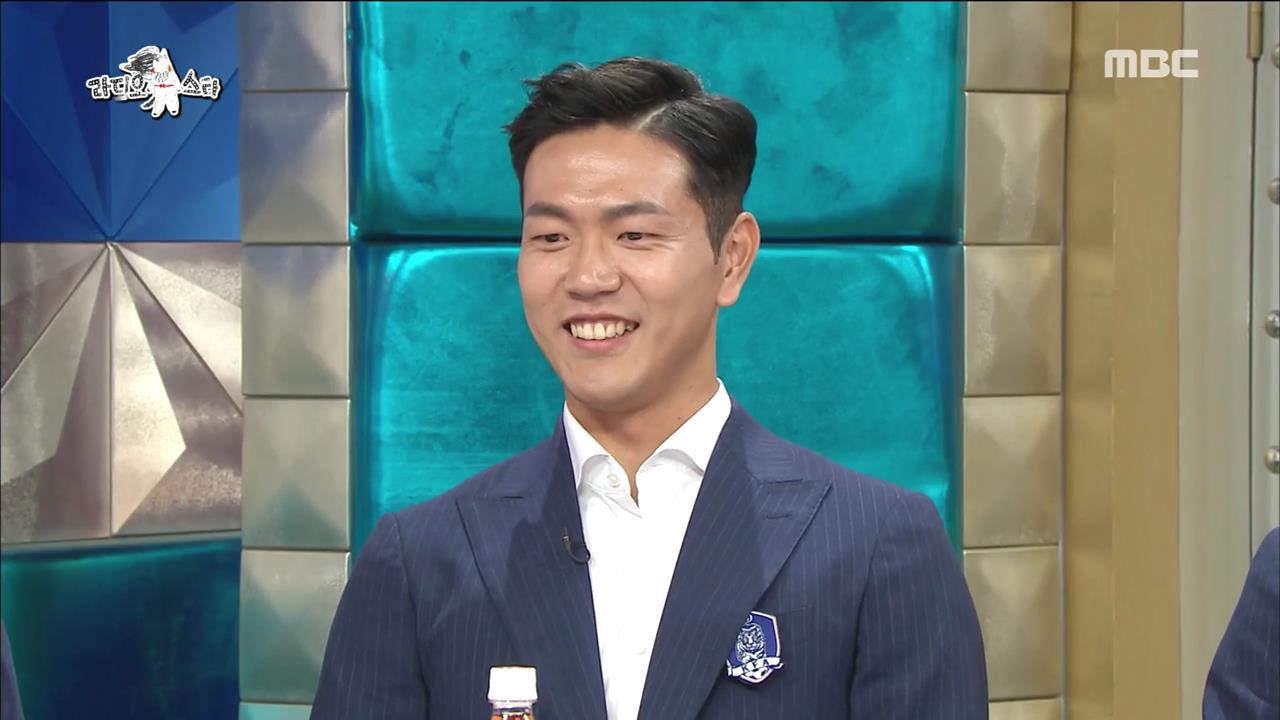 """'라디오스타' 김영권, """"안정환-이영표-박지성 해설위원한테 서운했다"""" 속마음 토로"""