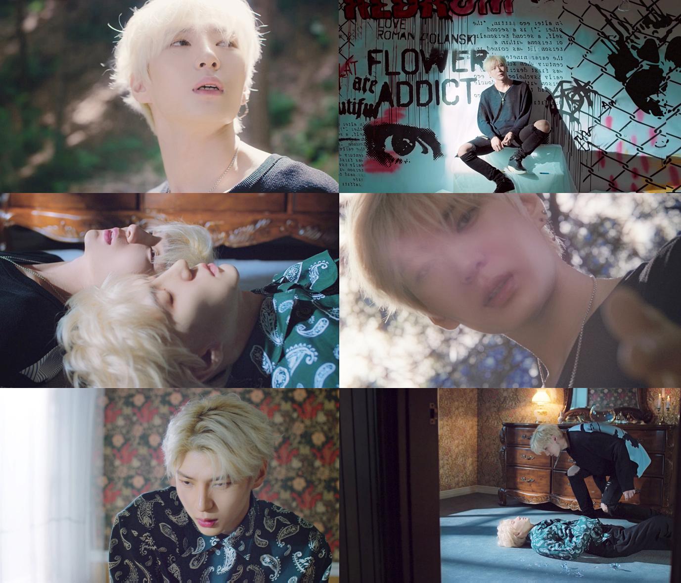 빅스 레오, 매혹적 분위기의 콘셉트 필름 기습 공개 '궁금증 UP'