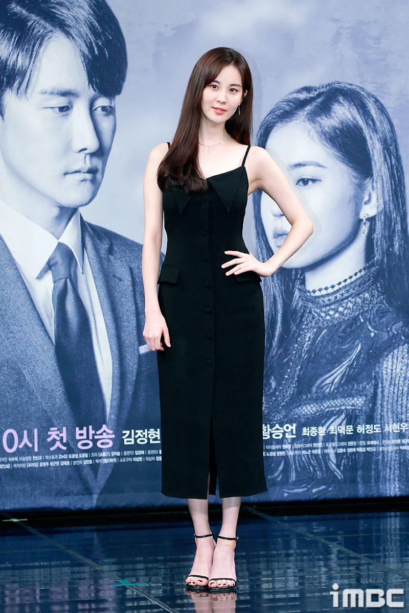 [B하인드] '시간' 서현, 더욱 짙어진 배우의 아우라