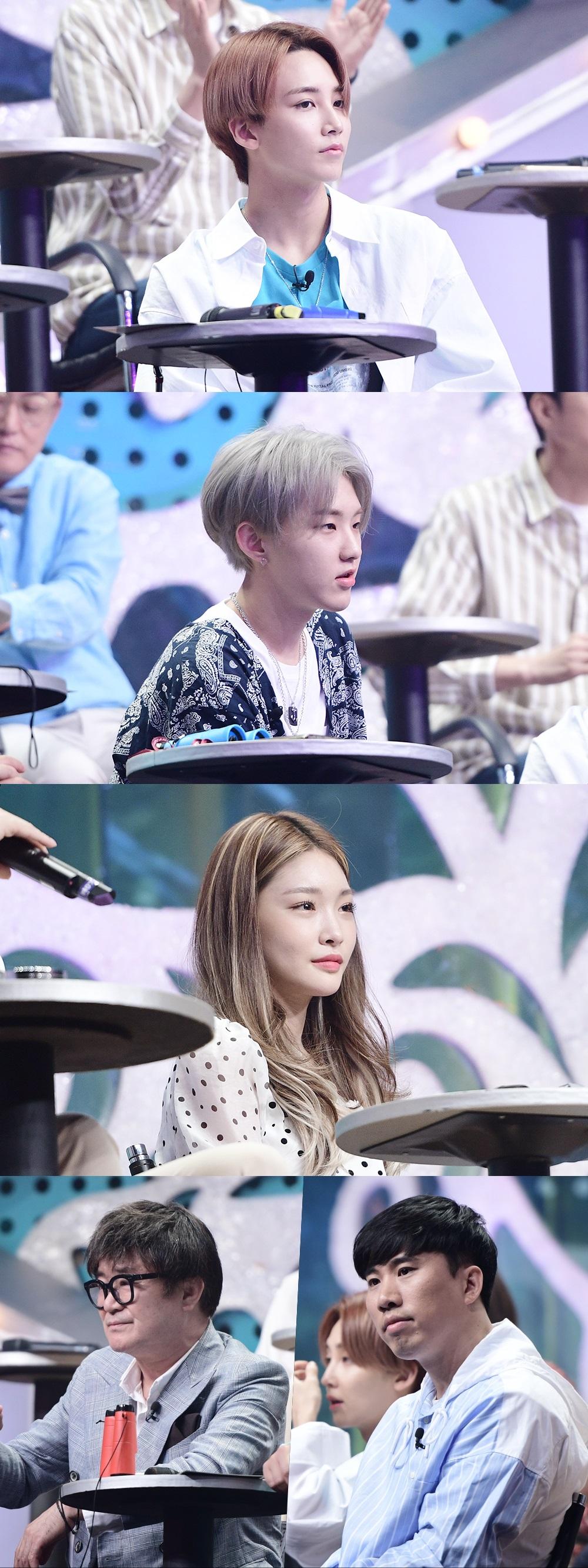 '복면가왕' 세븐틴 호시&정한, 복면 가수와 함께 '아주 NICE'한 무대 꾸며!