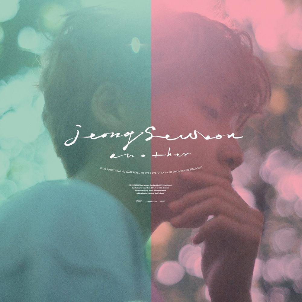 '싱어송라이돌' 정세운, 오늘(23일) 미니 앨범 '어나더' 발표…타이틀곡 '20 Something'