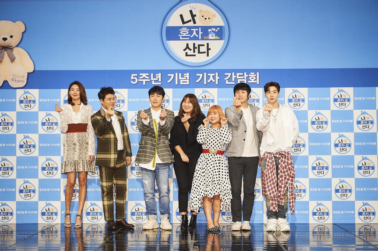 '나 혼자 산다' 7월 '한국인이 좋아하는 TV 프로그램' 1위 선정! '4개월 연속'