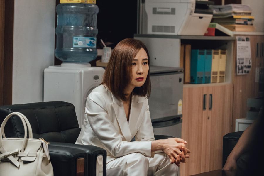 '이별이 떠났다' 채시라-이성재-이준영-정웅인, 심상치 않은 사자대면 포착 이미지-1