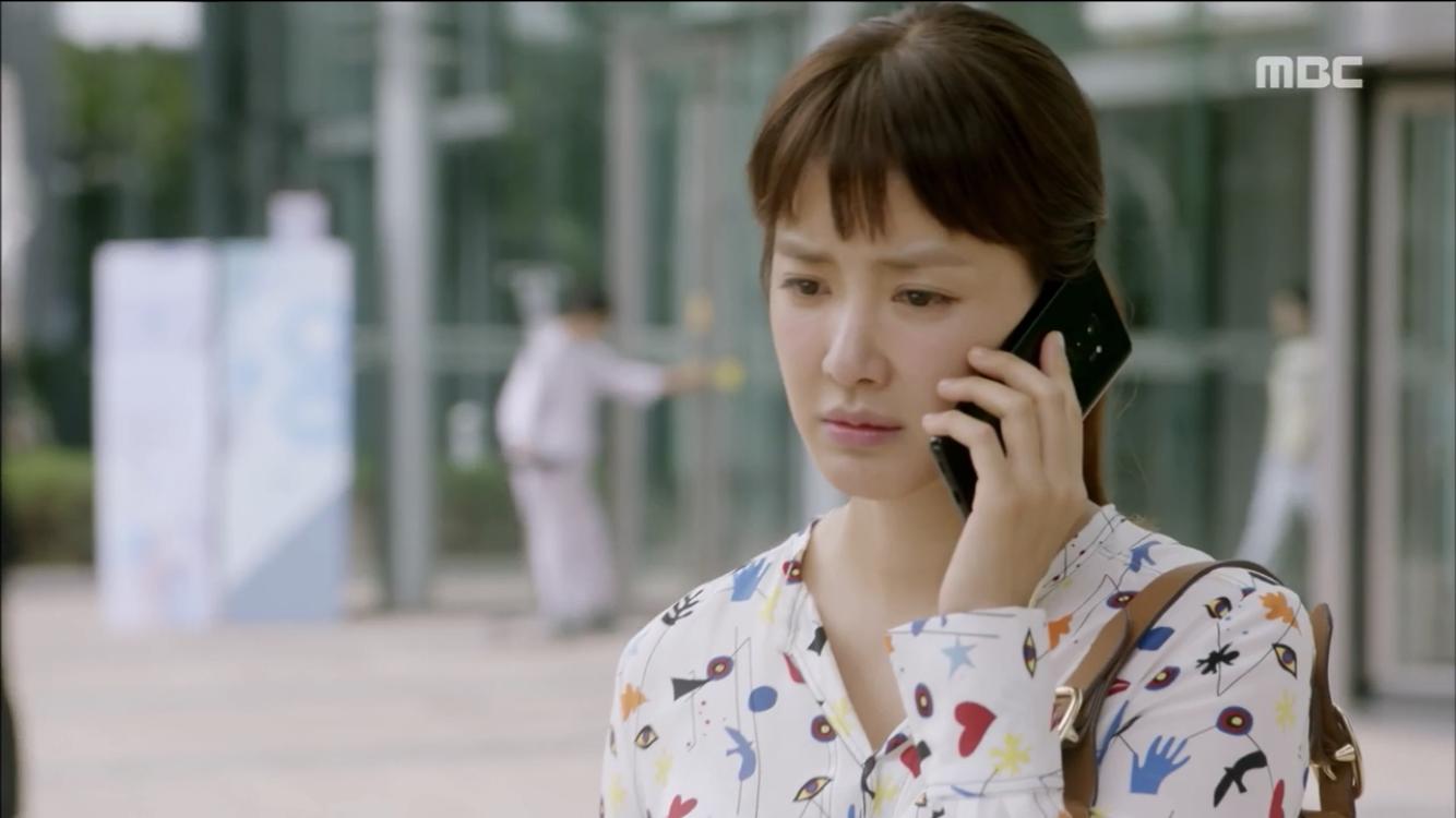 """'사생결단 로맨스' 지현우의 고발에 궁지에 몰린 이시영 """"병원 그만두겠다"""""""