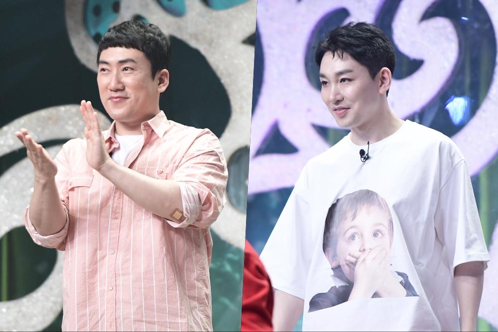 '복면가왕' 이상훈-김호영, 복면가수 못지 않은 압도적 개인기