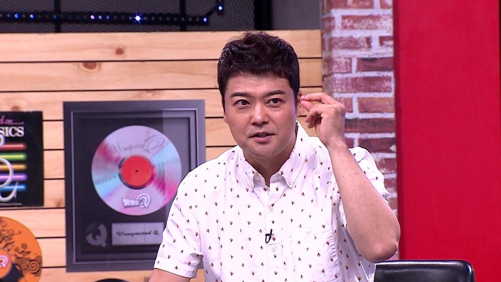 '뜻밖의 Q' 전현무, 영문과 출신다운 영어 실력 깜짝 공개! '뇌섹 매력'
