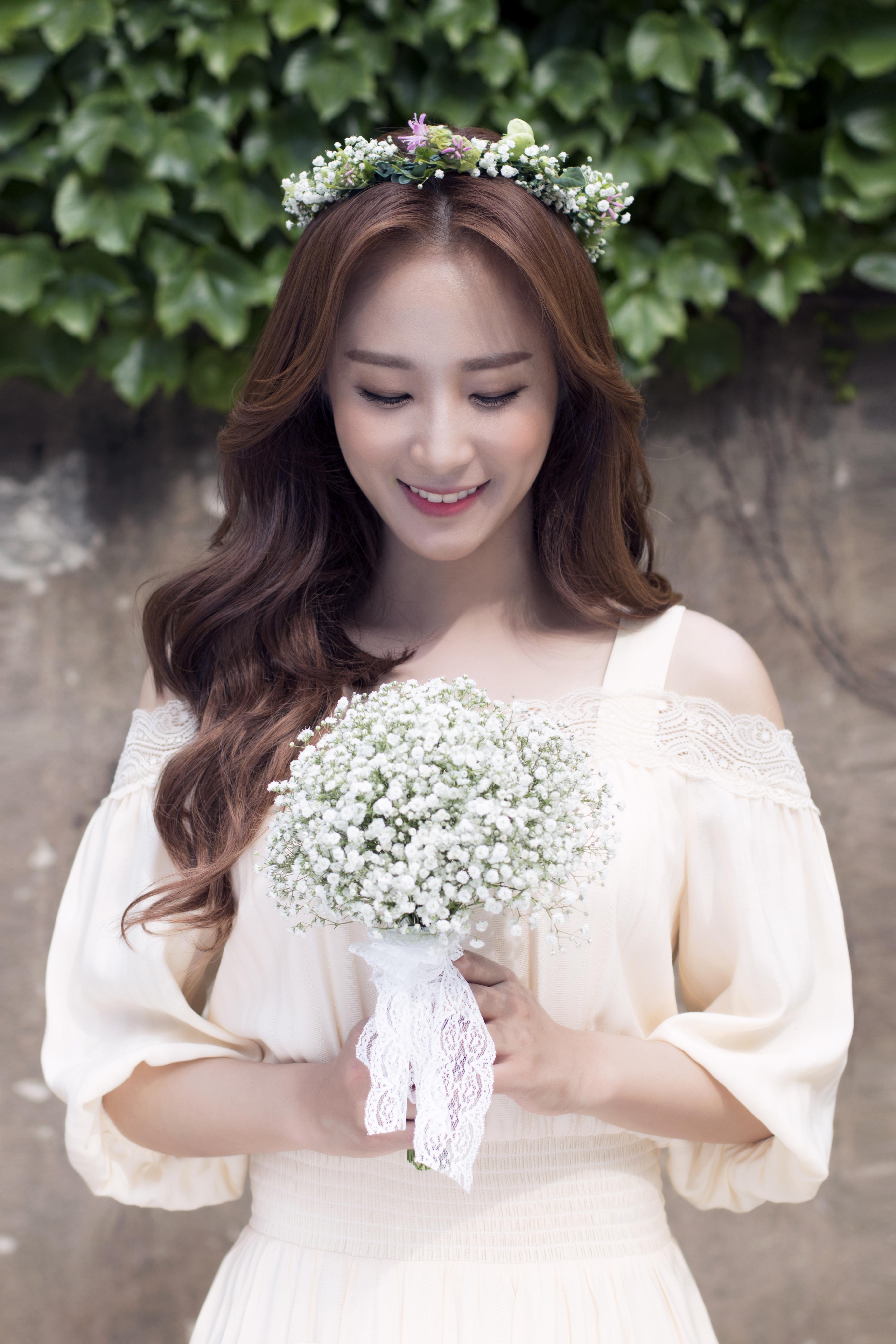 """[독점] MBC 강다솜 아나운서 9월 결혼 """"예비남편? 웃는 모습이 예뻐서 지금도 심쿵해요"""""""