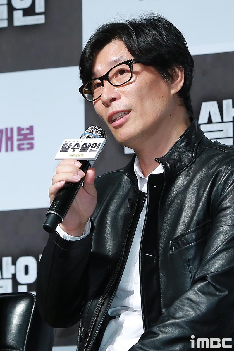 """'암수살인' 김태균 감독 """"저희 영화는 기존 형사물과 다른 종류의 쾌감이 있다"""""""