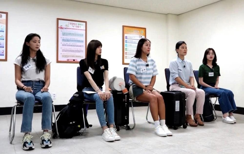 첫 방송 D-6 '진짜사나이300', 여성 도전자 신체검사 '체격 1급' 주인공은?