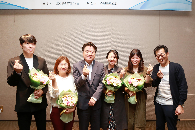2018 MBC '드라마 극본 공모' 수상작 시상··· 최우수상은 '꼰대인턴'