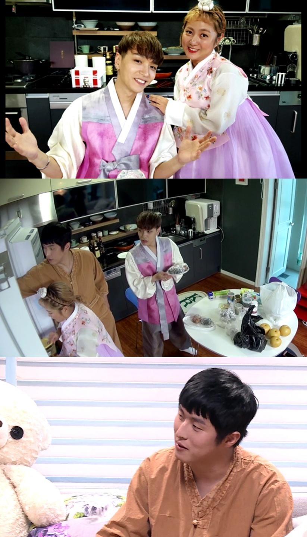 """박나래-쌈디, 신혼부부 같은 케미에 기안84 """"상 뒤엎으러 왔다"""" 폭탄발언"""
