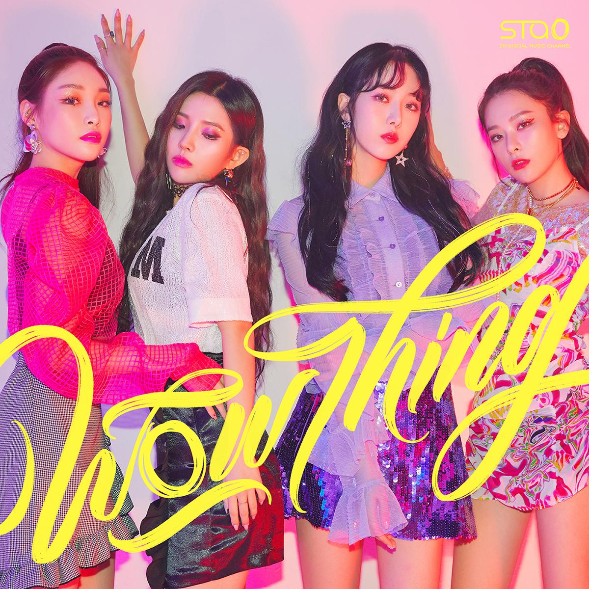 '역대급 조합' 슬기X신비X청하X소연, 신곡 'Wow Thing' 오늘(28일) 공개