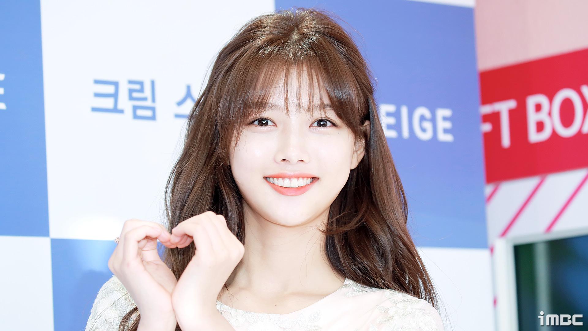 [M픽] 김유정, 꽉 찬 예쁨이 흘러넘치는 미모