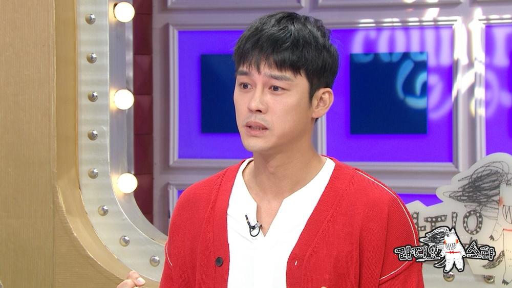 """'라디오스타' 성혁의 '희로애락 호흡법'에 차태현 기절? """"배워서 써먹을거야"""" 폭소"""