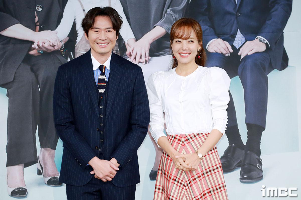 [포토] '내사랑 치유기' 연정훈-소유진, 반짝이는 두 배우의 미소