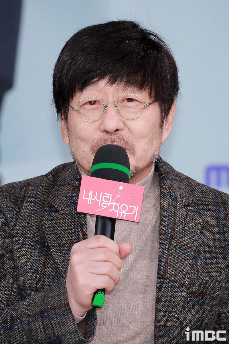 """'내 사랑 치유기' 김창완, """"현장 분위기? 아름답다"""""""