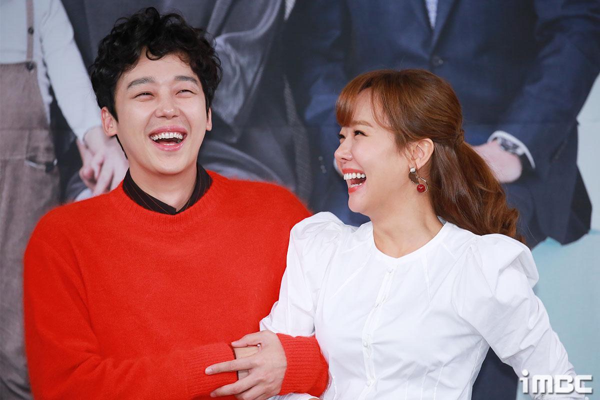 [포토] '내사랑 치유기' 윤종훈-소유진, 행복한 힐링미소