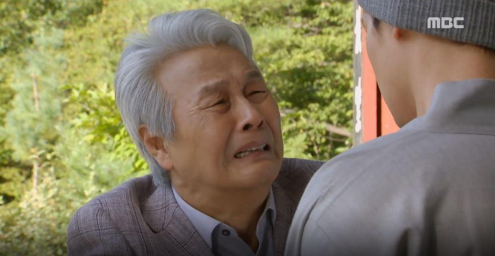 '비밀과 거짓말' 서인석, 손자 잃을까 두려워 오승아-이중문 결혼 허락!
