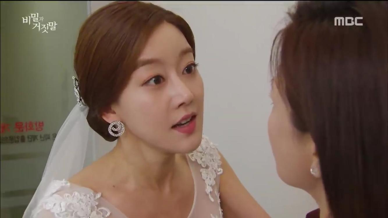 """'비밀과 거짓말' 김혜선, 계단에서 떨어졌다... 오승아 """"내가 사람을 죽였나 봐"""""""