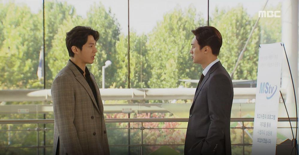 '비밀과 거짓말' 이중문, 오승아 지키기 위해 김경남과 '대립'