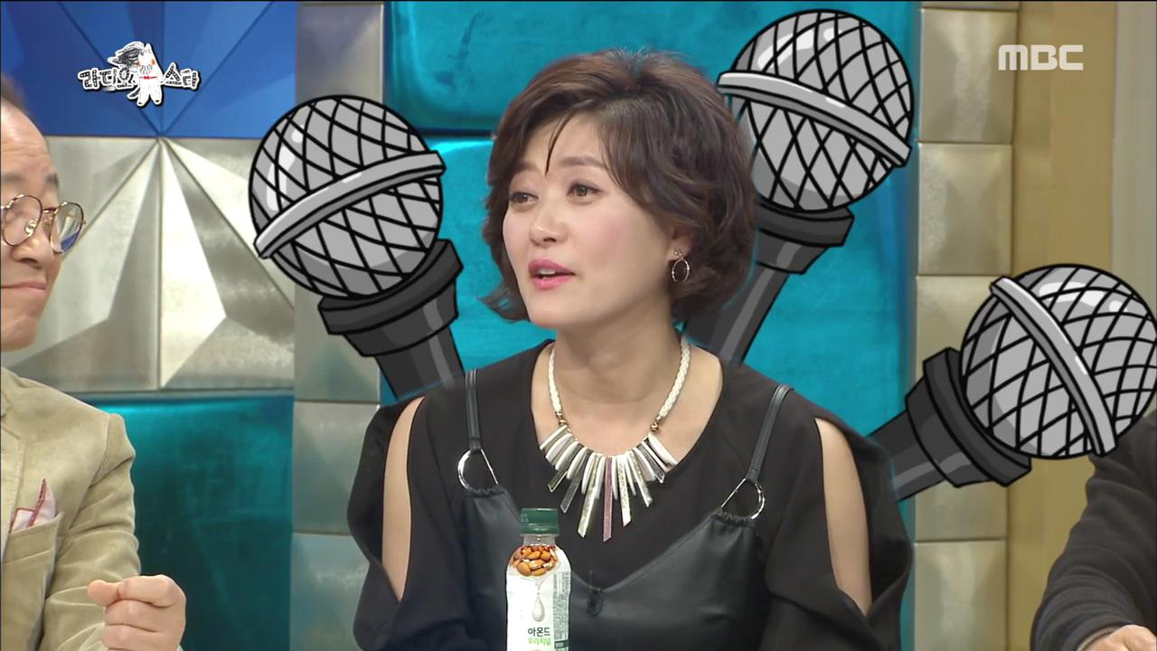"""'라디오스타' 최초의 아나테이너 오영실, """"뉴스 울렁증에 입이 비뚤어졌다"""""""